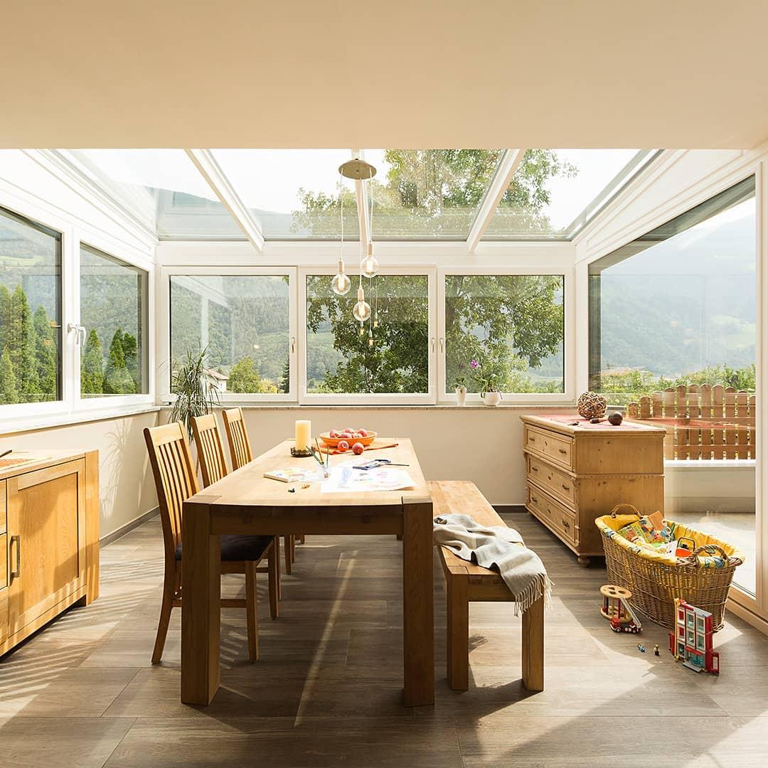 Verandas Finstral, un oasis en tu hogar