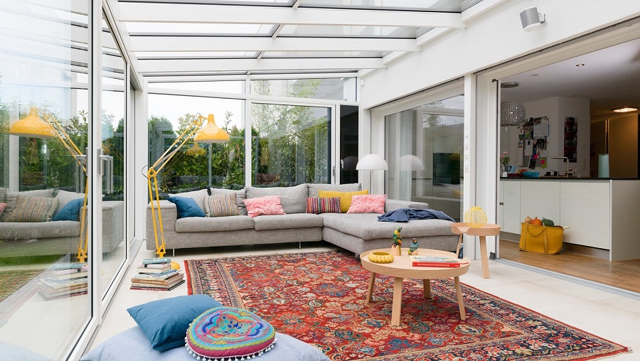 Con el verano llegan las verandas